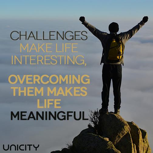ChallengesMakeLifeMeaningful