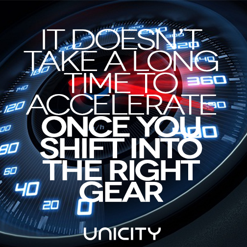 Shift Into the Right Gear