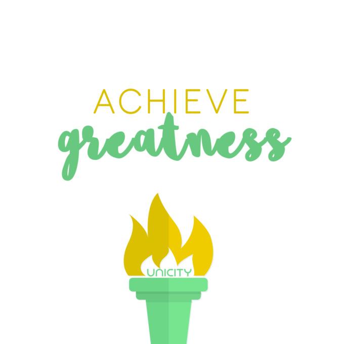 Olympics Achieve Greatness