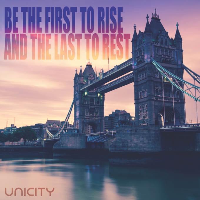 Be the first to Rise