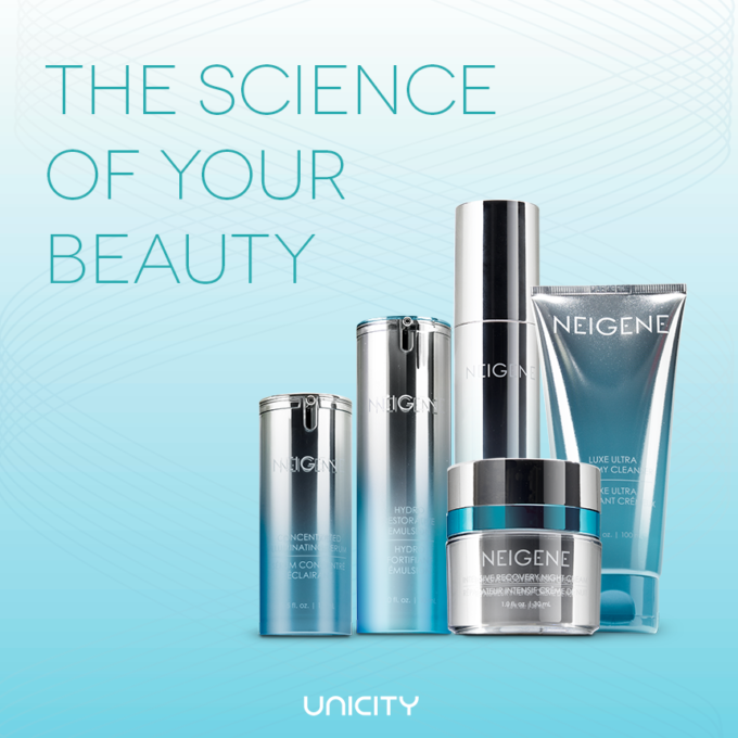 The Science of your Beauty